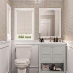 """24"""" Piedmont Dusk Furniture Vanity w/ Mirror"""