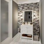 """24"""" Piedmont White Furniture Vanity w/ Mirror"""