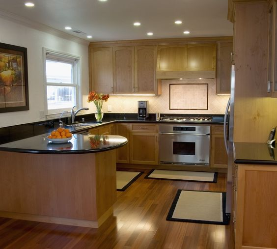 G-Shape Kitchen Fabruous