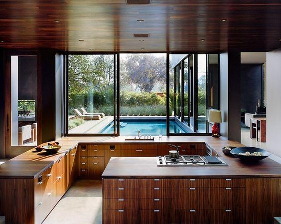 G-Shape Kitchen Home Stratosphere