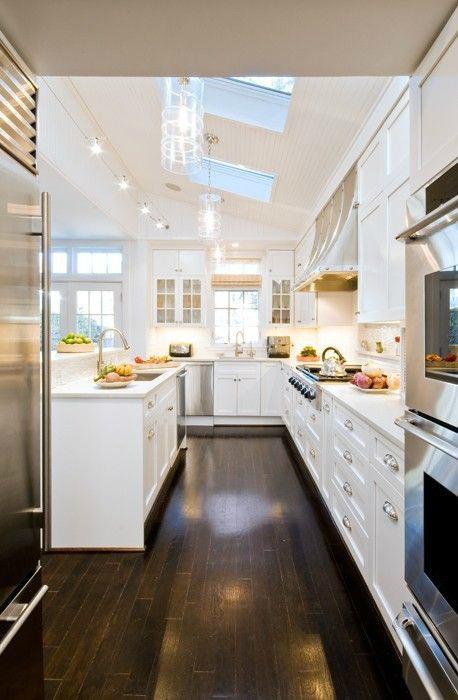 Galley Kitchen Decoholic