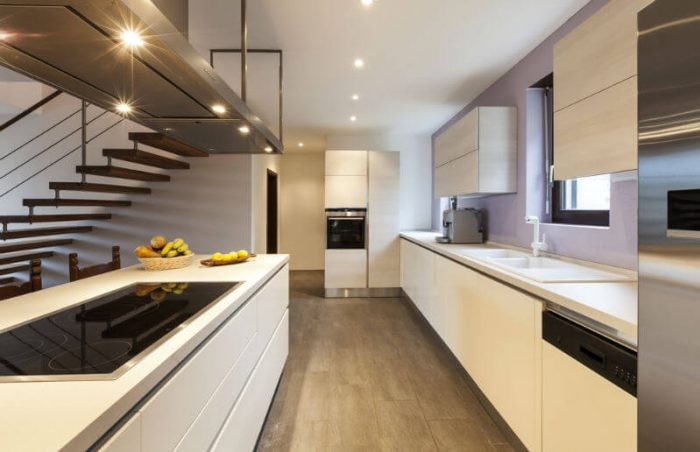 Galley Kitchen Home Style Central