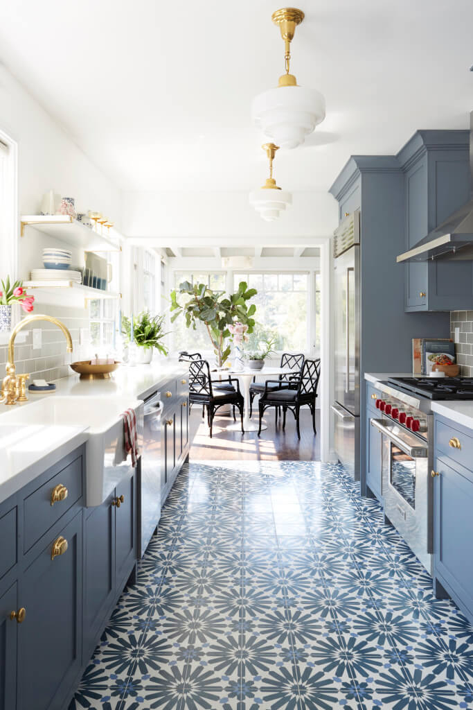 Galley Kitchen Style By Emily Henderson