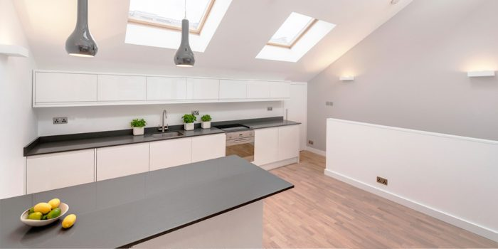 Galley Kitchen Woodford Architecture