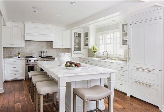 L Shaped Kitchen Home Brunch