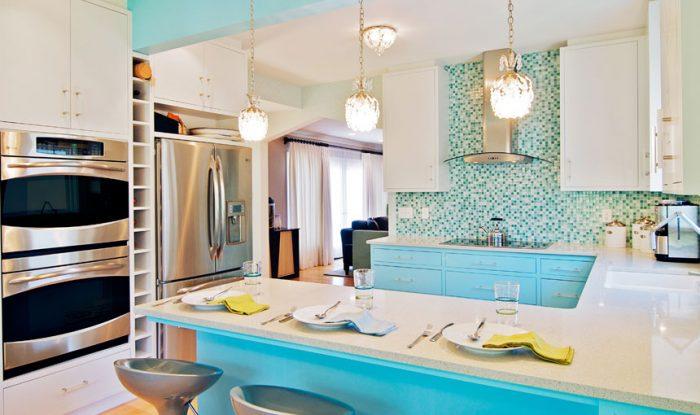 U Shaped Kitchen Dan Waibel