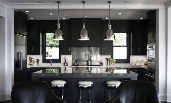 U Shaped Kitchen LDA Architecture & Interiors