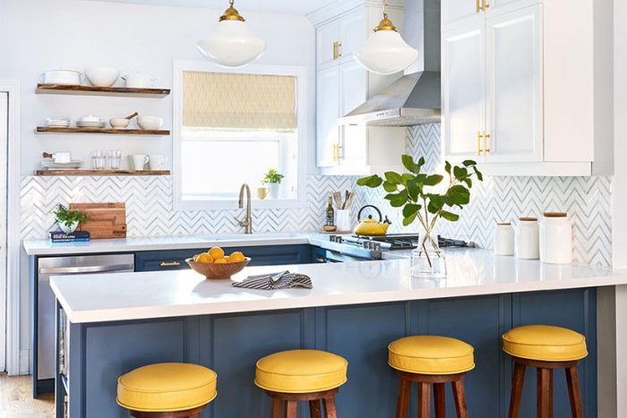 U Shaped Kitchen Style at Home