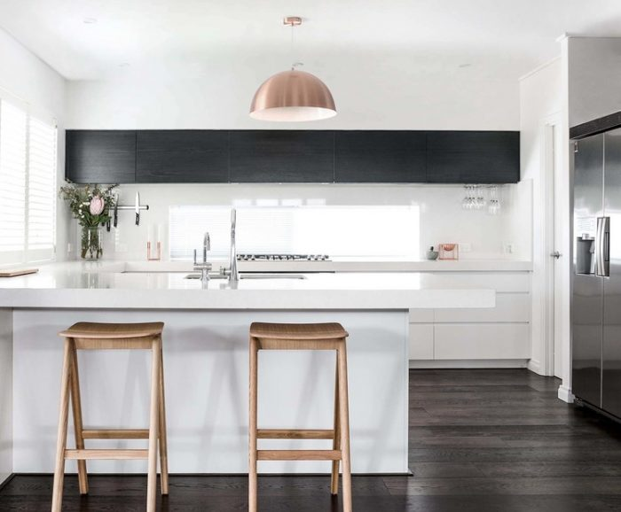 U Shaped Kitchen Turner Interior Design