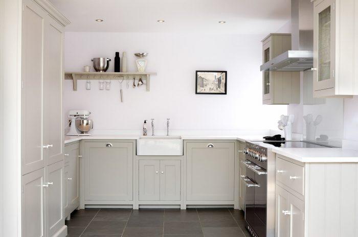 U Shaped Kitchen deVOL Kitchens